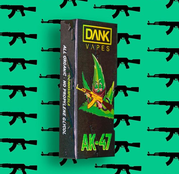 Dank Vapes AK-47 Dank vapes dank vapes official website