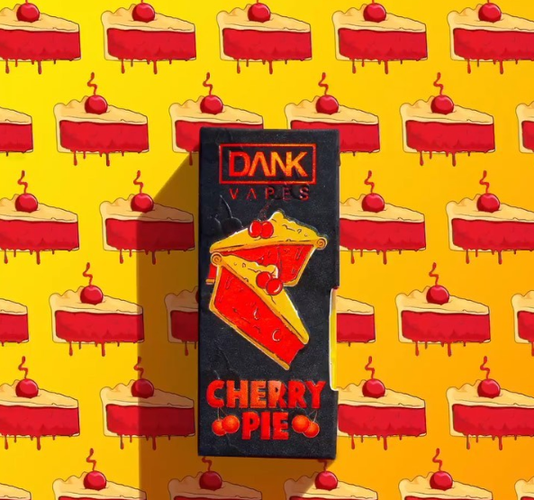 Cherry pie Dank Vapes dank vapes mimosa dank vapes official