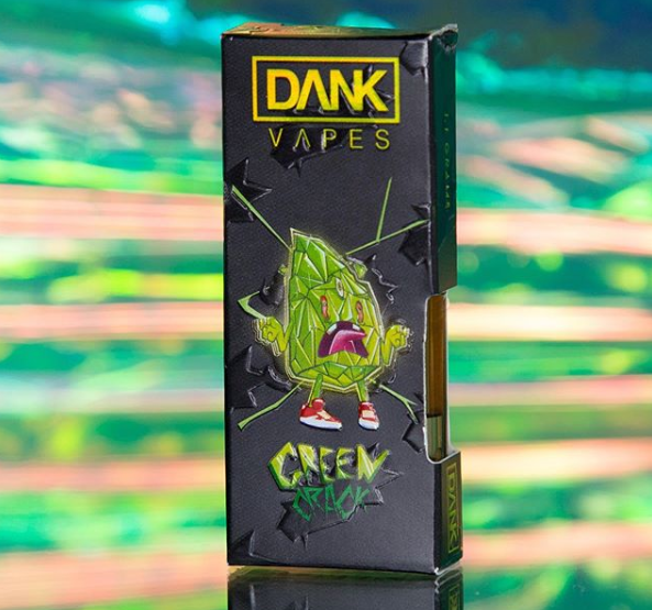 Dank Vapes Green Crack Dank vapes lemon cookies LA confidential dank vapes