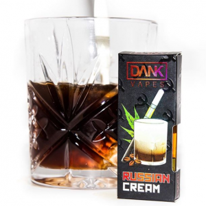 Dank Vapes Russian Cream green crack vape cartridge gsc dank vapes